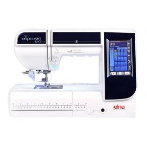 Швейно-вышивальная машина Elna Expressive 860. Каталог товаров компании ЭЛФОРТ