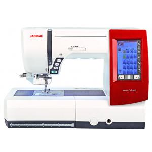 Швейно-вышивальная машина Janome Memory Craft 9900. Каталог товаров компании ЭЛФОРТ
