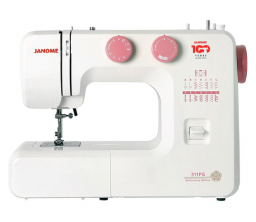 Janome 311PG Anniversary Edition