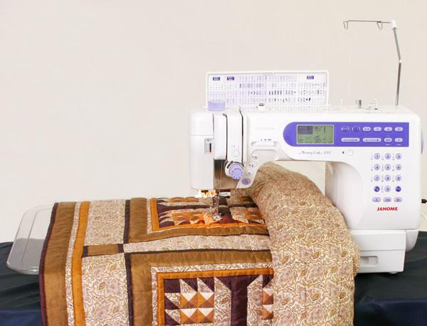 Швейная машина для лоскутного шитья